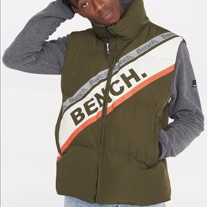 Consignment: NWT Bench Kent puffer vest